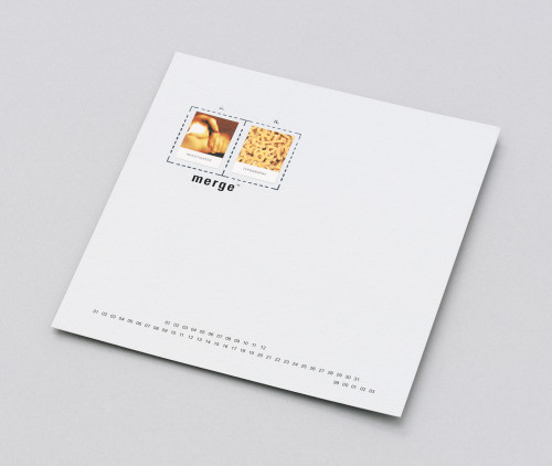 Merge Inc. stationery