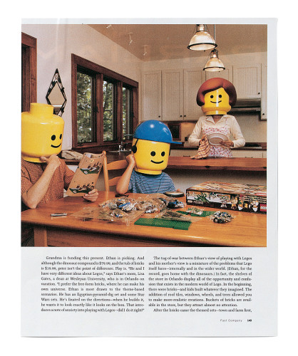 """Lego"" article"