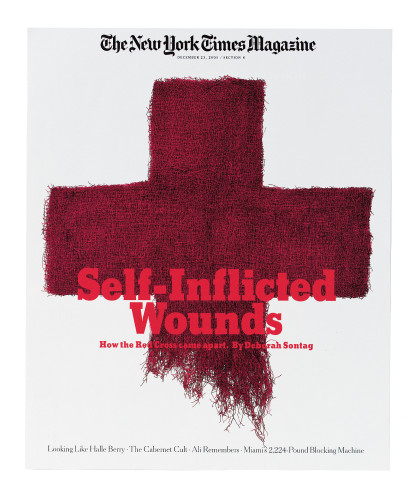 """Red Cross"" cover"