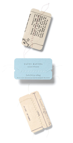 Patti Katcha business card