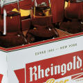 The Rheingold Brewing Co. packaging