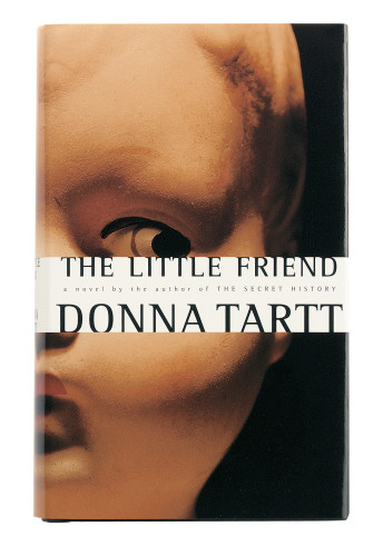 The Little Friend book