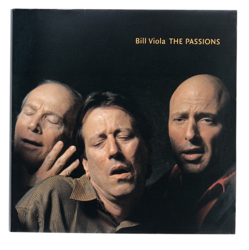 Bill Viola: The Passions book