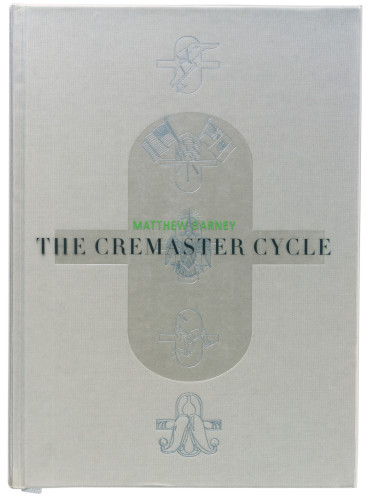Matthew Barney: The Cremaster Cycle book