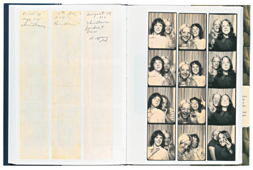 Photobooth book