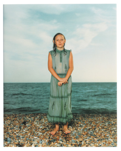 Rineke Dijkstra: Beach Portraits book
