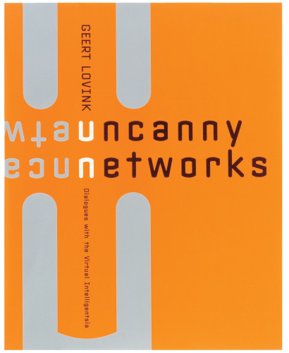 Uncanny Networks cover
