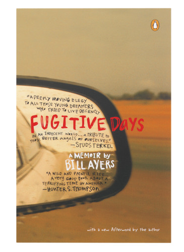 Fugitive Days cover