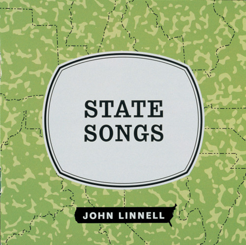 State Songs: John Linnell CD cover