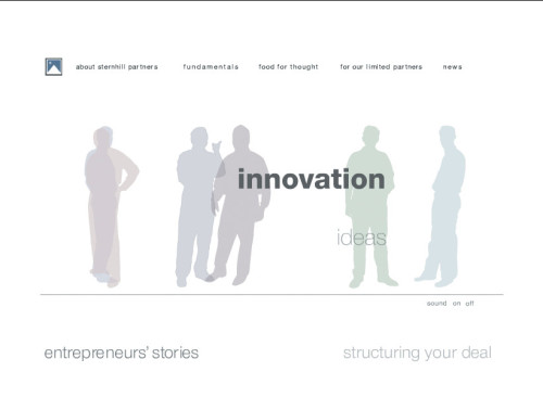 Sternhill Partners website