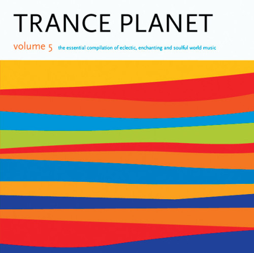 Trance Planet, volume 5 CD cover