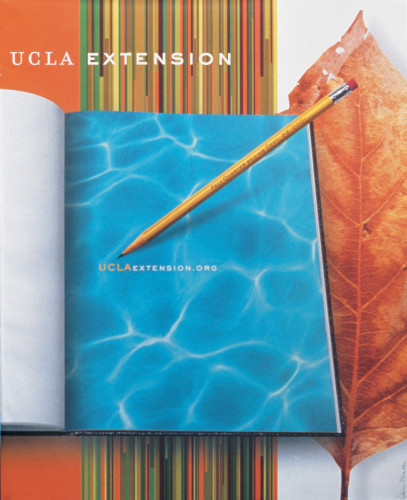 UCLA Extension catalogue cover