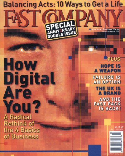 Fast Company magazine, February/March 1999