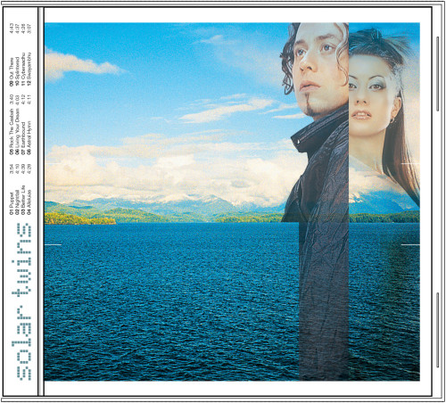 Solar Twins CD cover