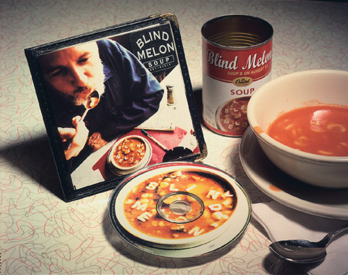 Blind Melon: Soup CD