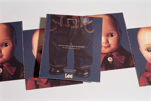 American History: Lee Jeans 101