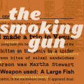 The Smoking Gun: A Dossier of Secret, Surprising, & Salacious Documents from the Files of thesmokinggun.com
