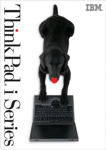 Thinkpad I Series poster