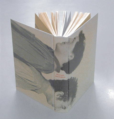 Micah Lexier: Book Sculptures