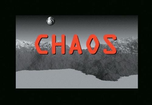 """Chaos: A Fantasy Adventure Game"""