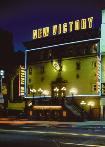 New Victory Theatre, New York
