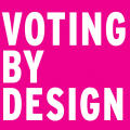 Voting by Design poster