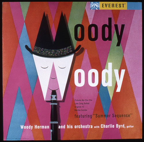 Moody Woody album cover