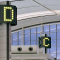 Signage, Terminal 1, Pearson International Airport, Toronto