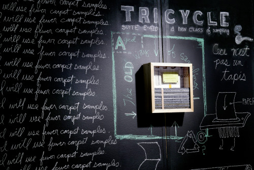 Tricycle exhibition, NeoCon 2004
