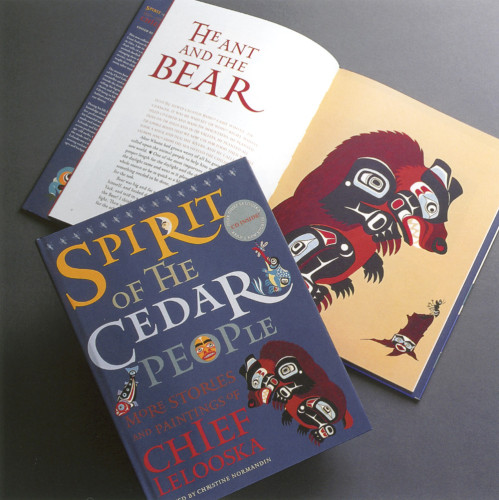 Spirit of the Cedar People