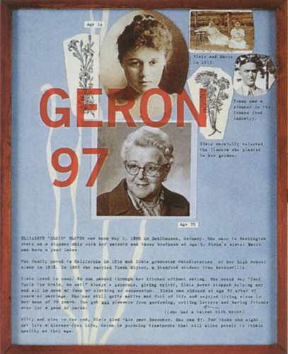 Geron 1997 Annual Report
