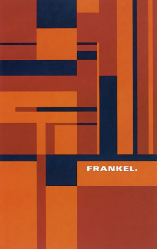 Frankel Style Guide