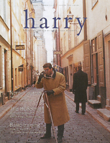 Harry Direct Mail (Volume 1, number 3)