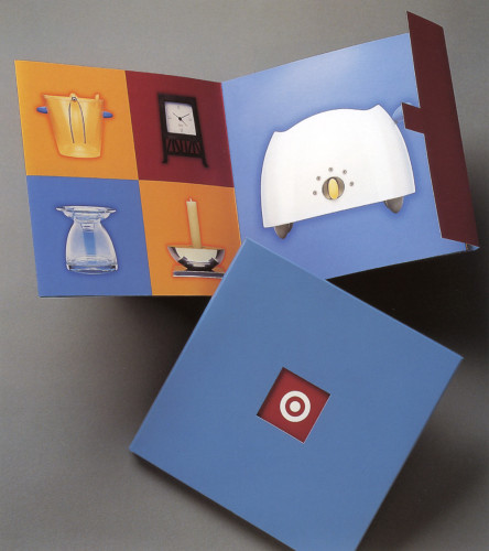 Graves January Press Kit for Target Stores