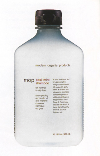 Modern Organic Products Packaging