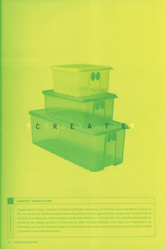 Tupperware 1999 Annual Report