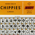 Periodic Table of Chippies