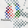 "Ciba Specialty Chemicals ""Precision"" Poster"