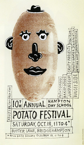 10th Annual Potato Festival, Hampton Day School