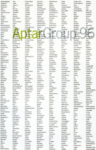Aptar Group 1996 Annual Report