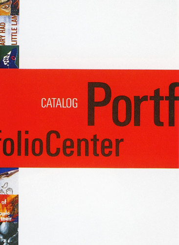 Portfolio Center Catalogue