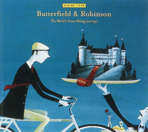 Butterfield & Robinson Biking Catalogue