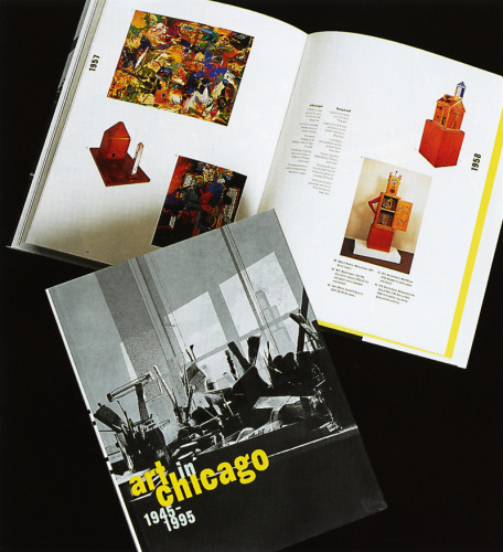 Art in Chicago, 1945–1995