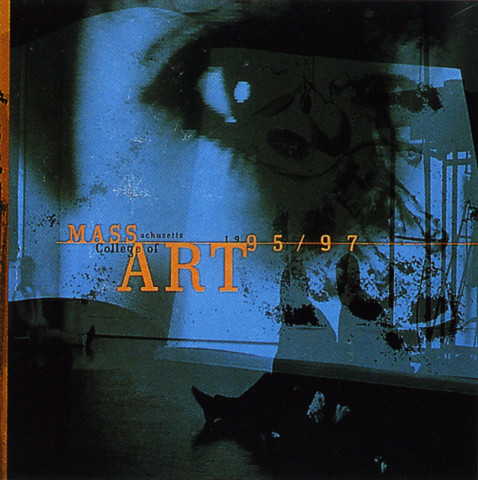 Massachusetts College of Art 1995/97 Catalogue