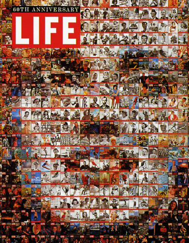 Life magazine 60th anniversary for Anniversary magazine