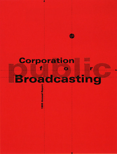 Corporation for Public Broadcasting 1995 Annual Report