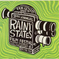 Third Annual Rainy States Film Festival Poster