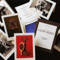 Geof Kern Limited-Edition Postal Cards