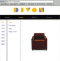 Divon Furniture Website
