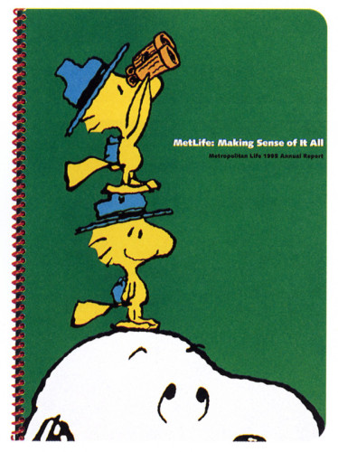 MetLife: Making Sense of It All The Metropolitan Life 1995 Annual Report